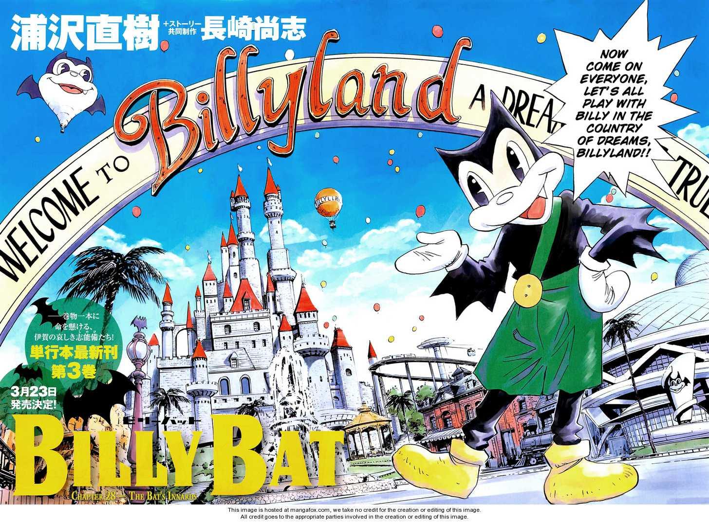 Billy Bat 28 Page 3