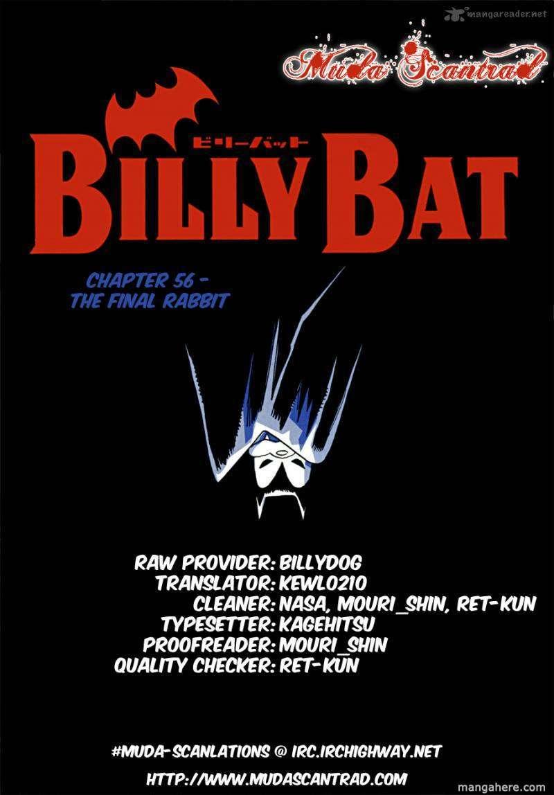 Billy Bat 56 Page 1