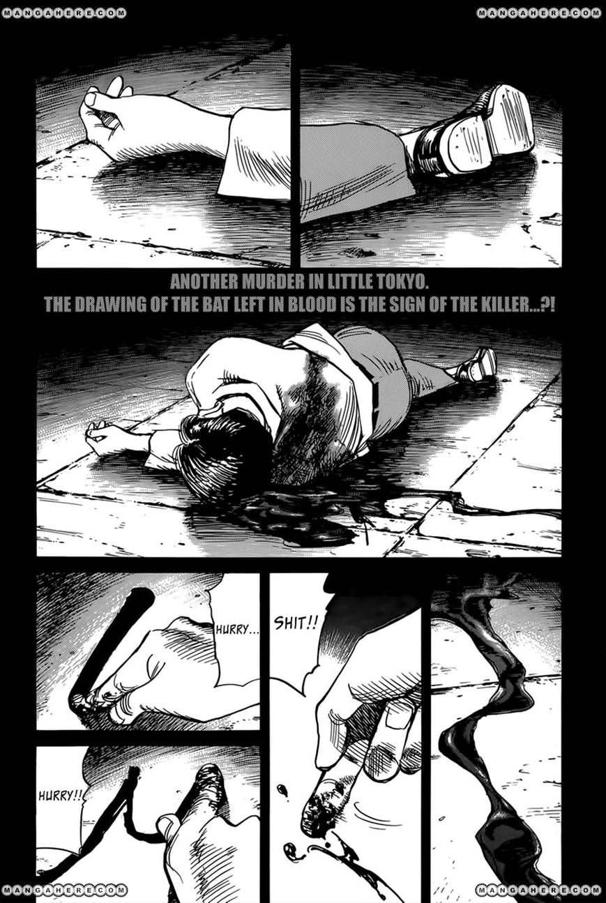 Billy Bat 79 Page 1