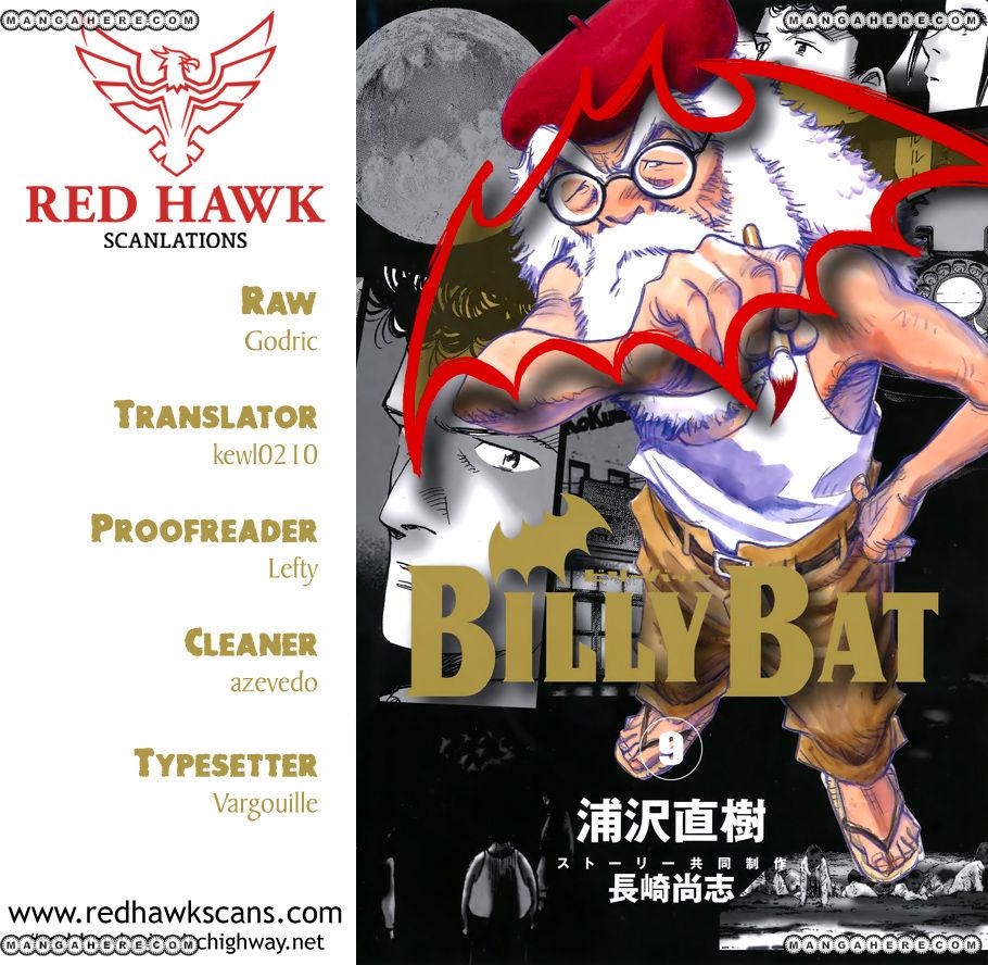 Billy Bat 81 Page 1