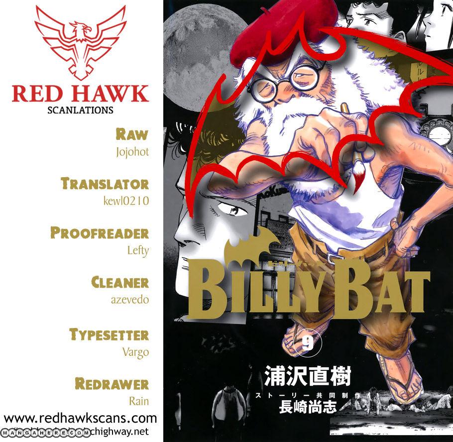 Billy Bat 90 Page 1