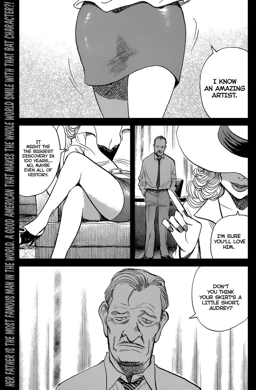 Billy Bat 99 Page 1
