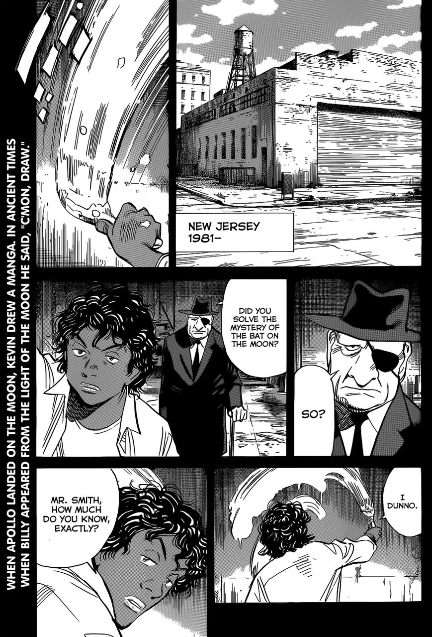 Billy Bat 104 Page 1