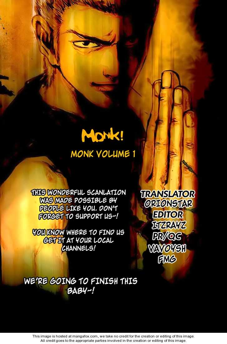 Monk! 11 Page 1