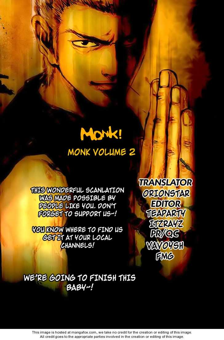 Monk! 14 Page 1