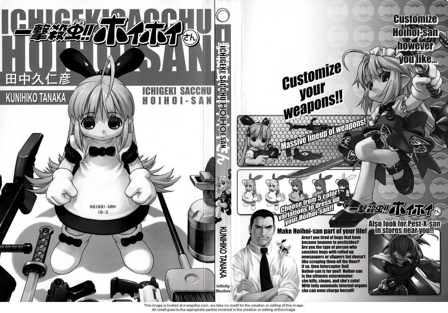 Ichigeki Sacchu!! Hoihoi-san 0 Page 2