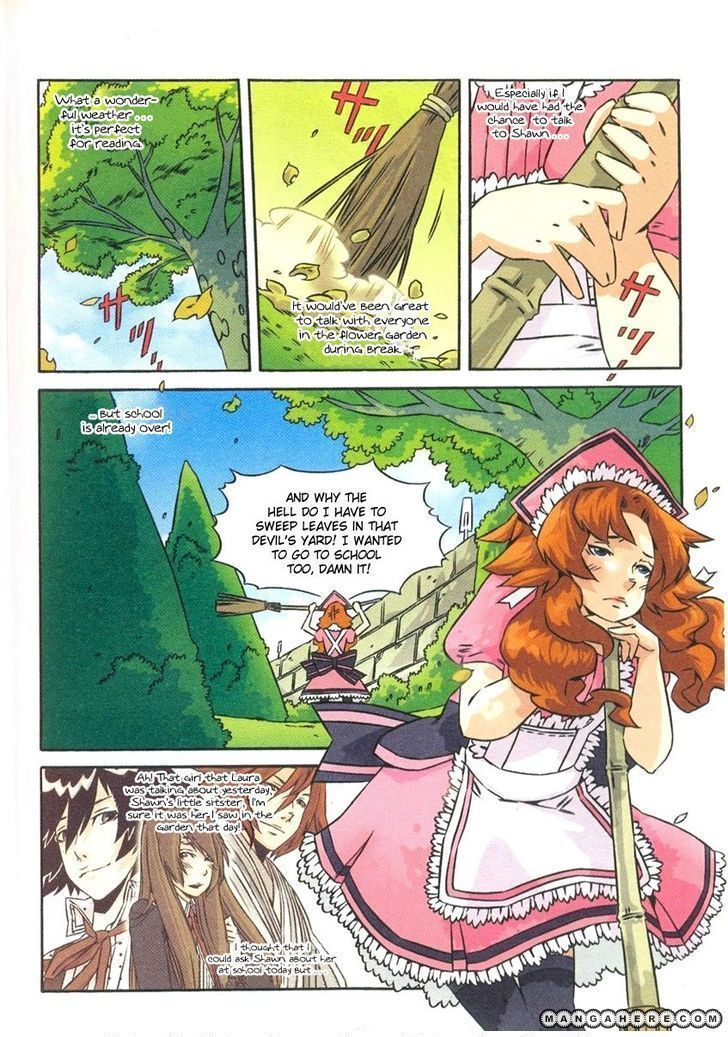 Maid Maiden 13 Page 2