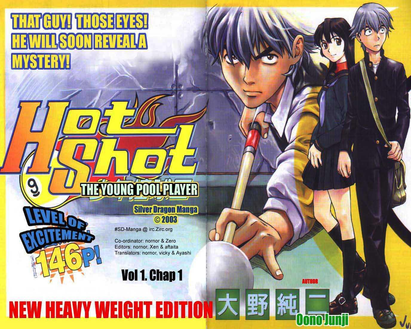 Hot Shot 1 Page 3