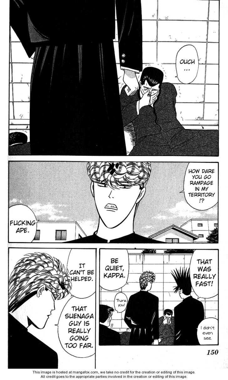 Kyou kara Ore wa!! 147 Page 2