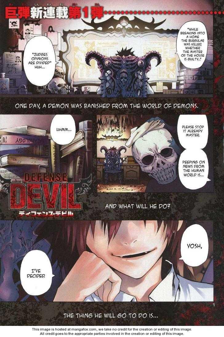Defense Devil 1 Page 2