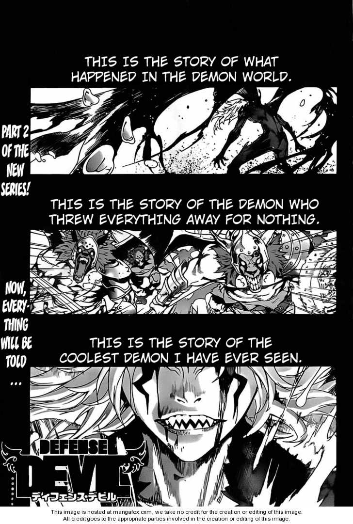 Defense Devil 21 Page 1