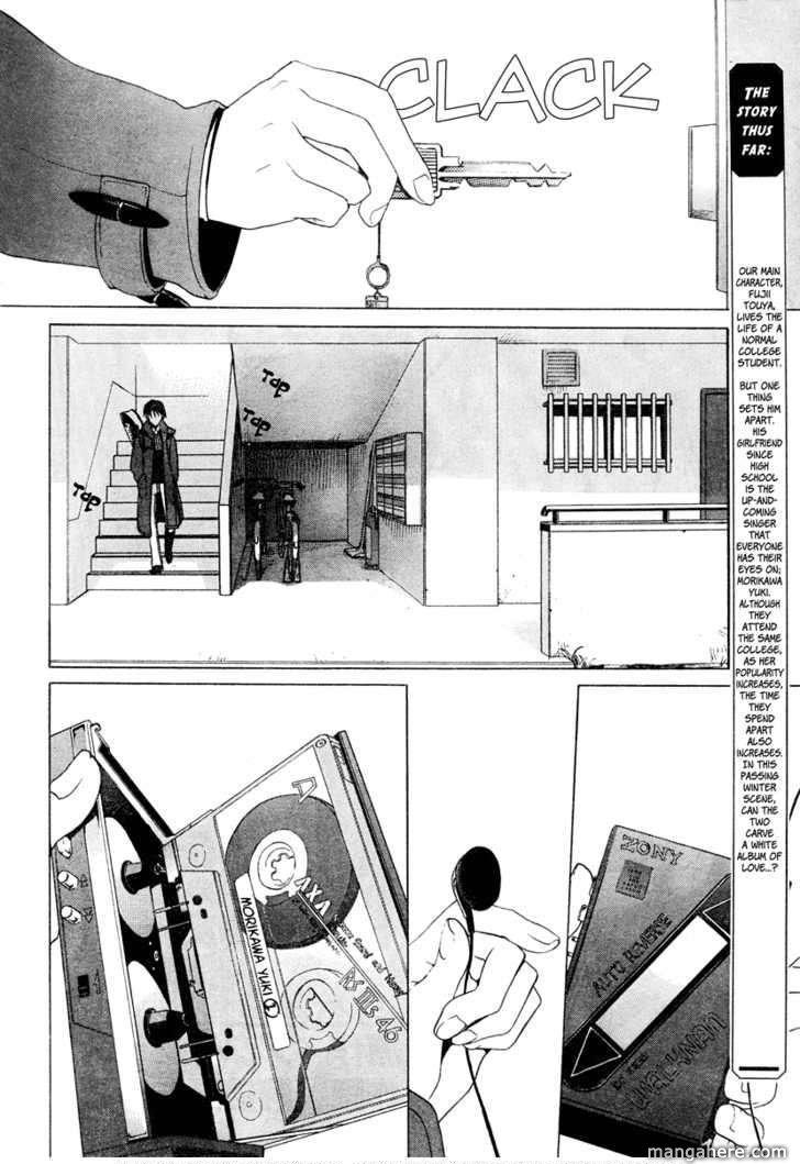 White Album (ABENO Chako) 1 Page 2