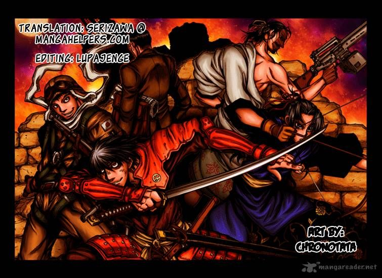Drifters 28 Page 1