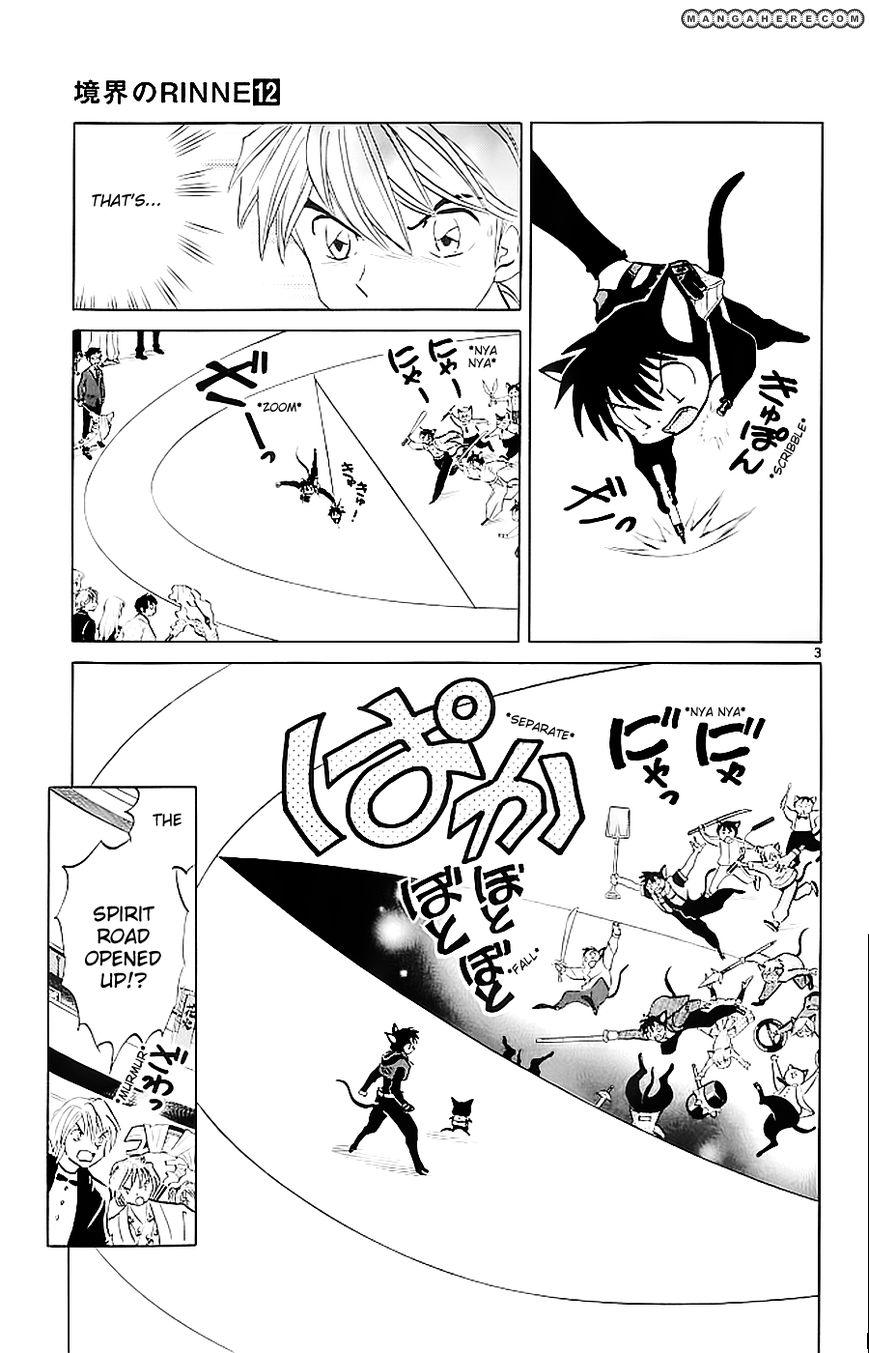 Kyoukai no Rinne 114 Page 3