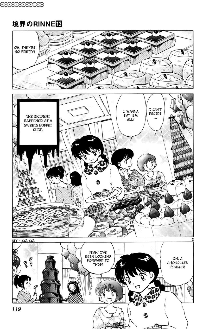 Kyoukai no Rinne 125 Page 2
