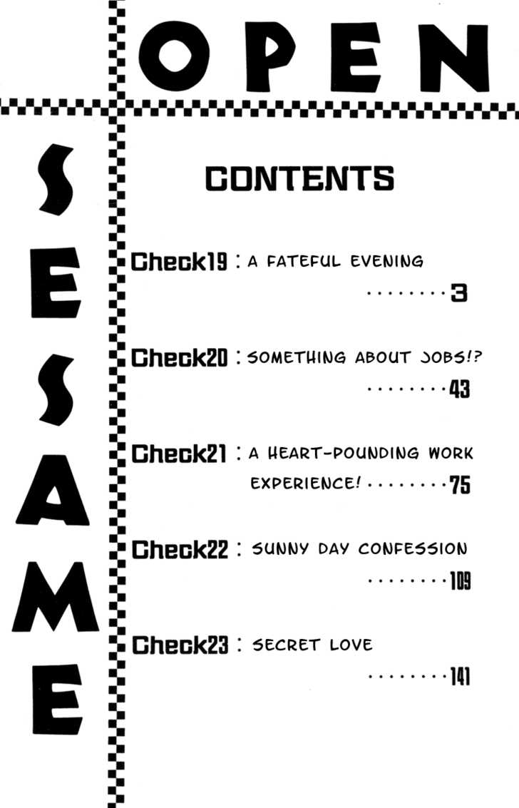 Open Sesame 19 Page 4