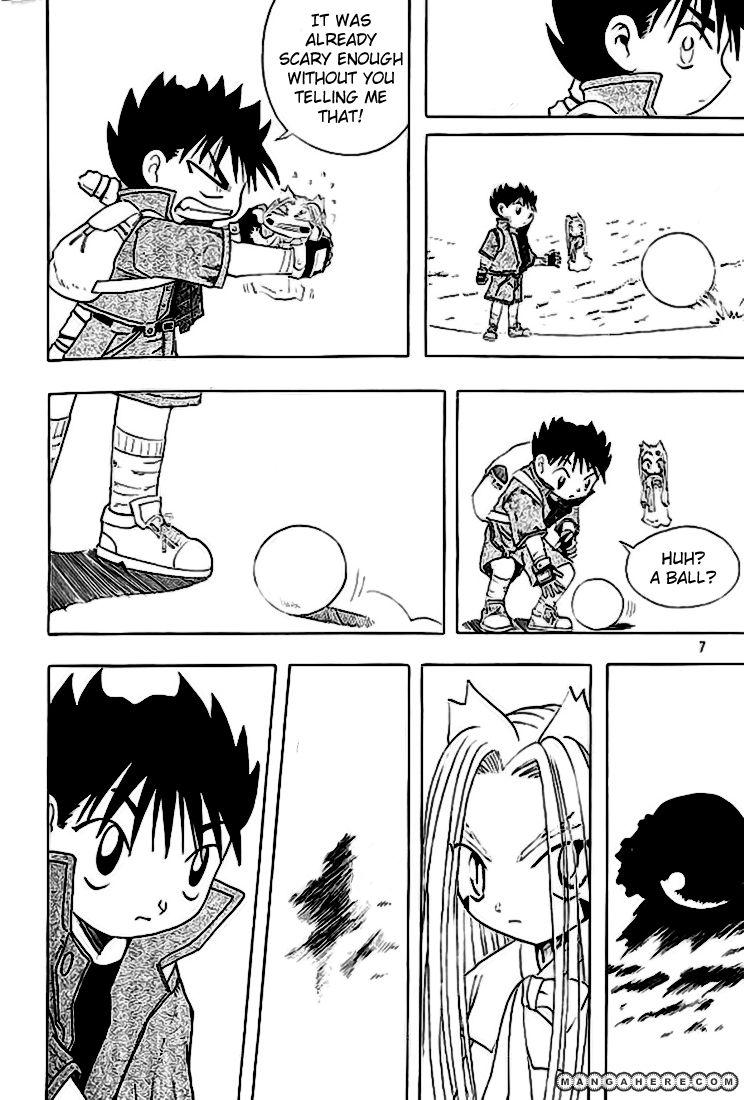 Shin Gumiho 15 Page 3