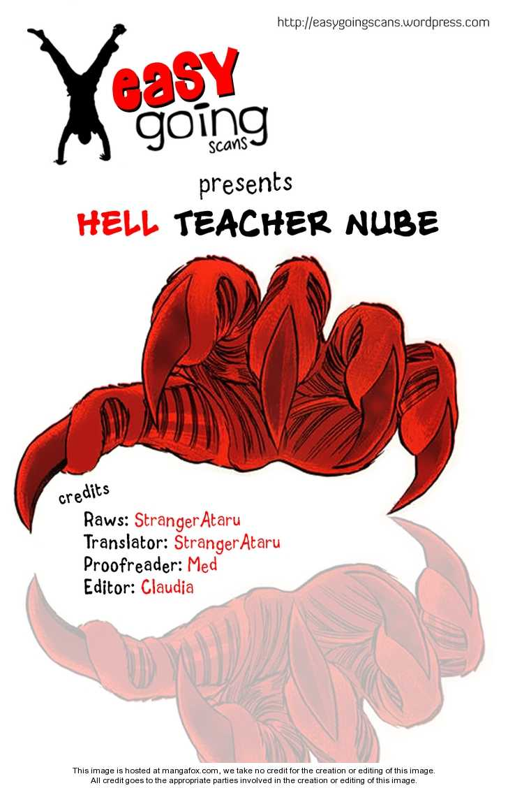 Hell Teacher Nube 5 Page 1