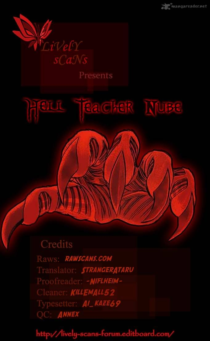 Hell Teacher Nube 46 Page 1