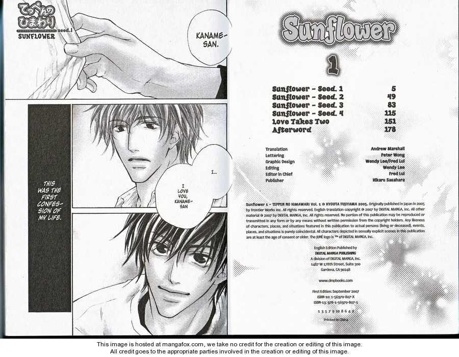 Teppen no Himawari 1 Page 3