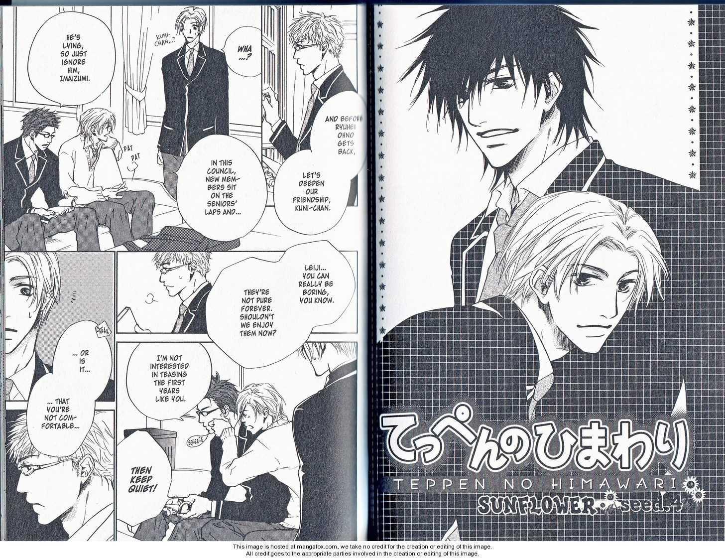 Teppen no Himawari 4 Page 2