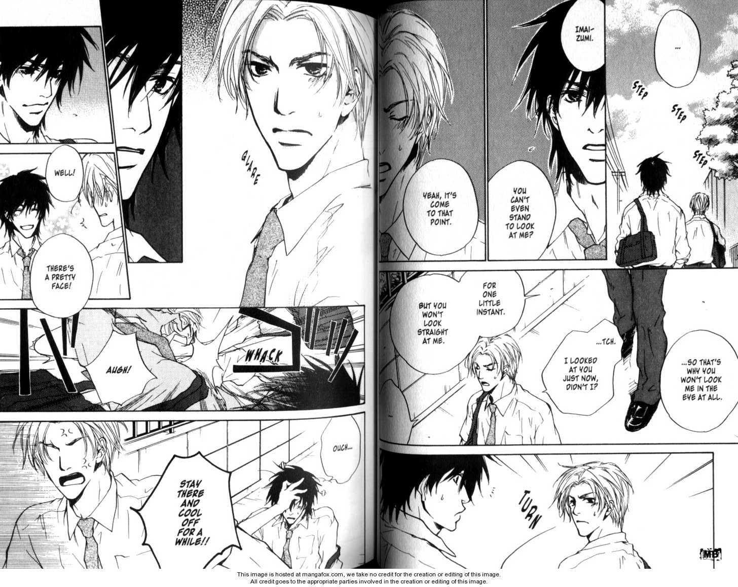Teppen no Himawari 1.2 Page 2