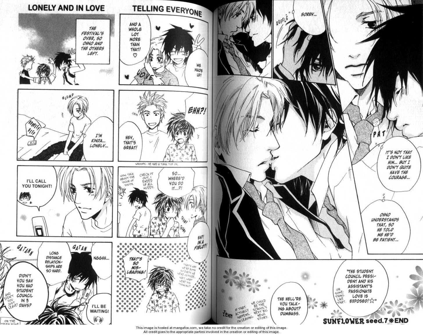 Teppen no Himawari 1.3 Page 1