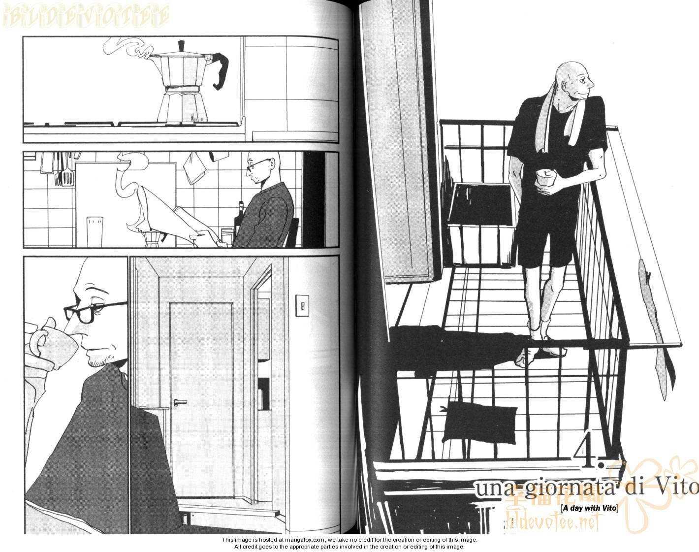Gente - Ristorante no Hitobito 4 Page 3