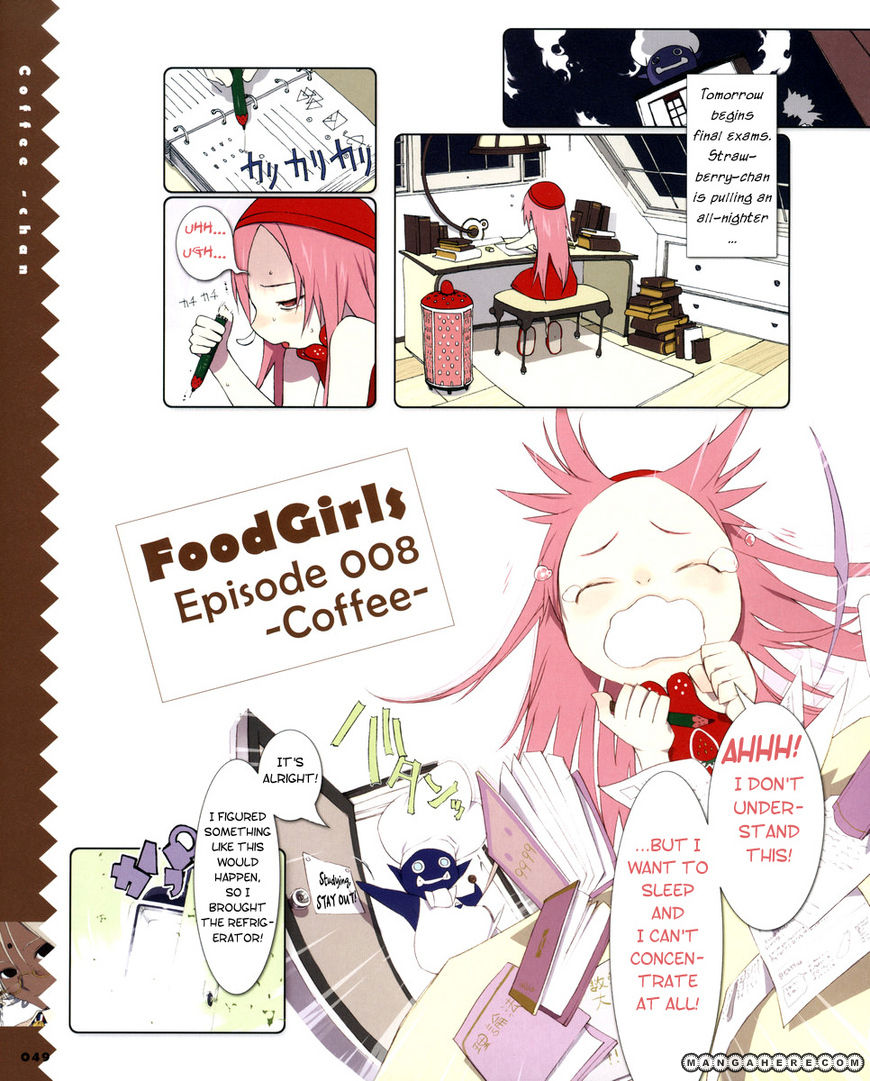 Food Girls 8 Page 2
