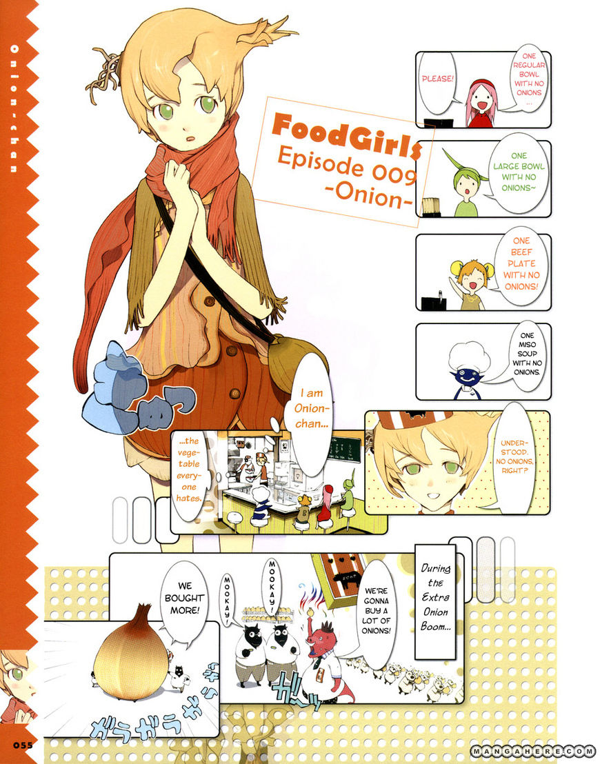 Food Girls 9 Page 2