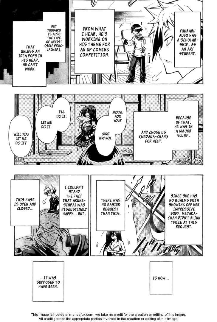 Medaka Box 8 Page 4