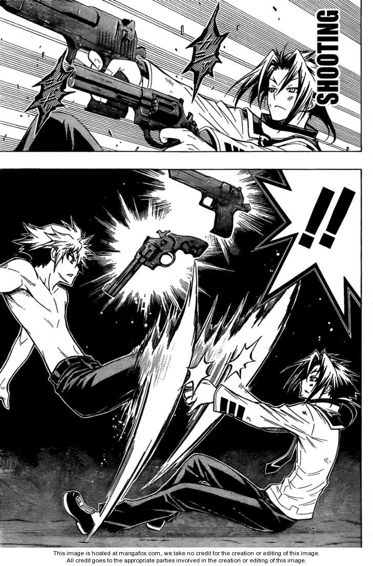 Medaka Box 35 Page 3