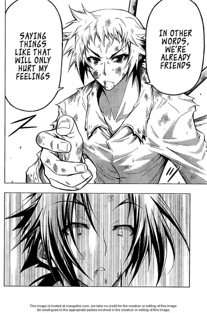 Medaka Box 37 Page 4