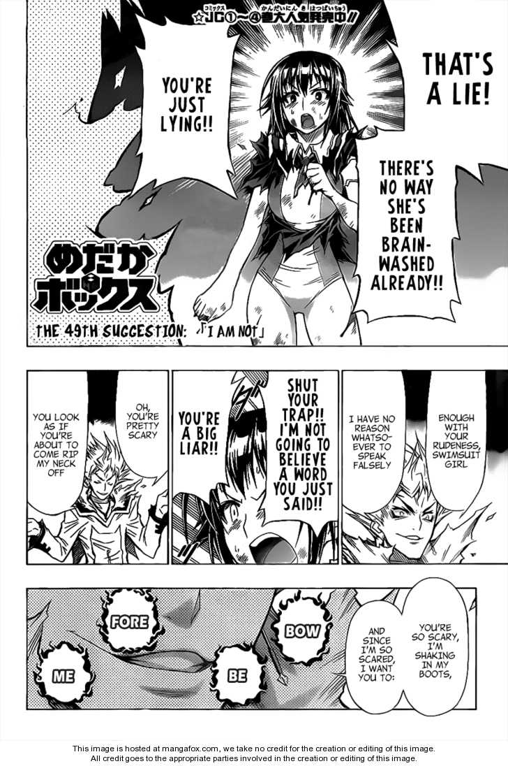 Medaka Box 49 Page 2