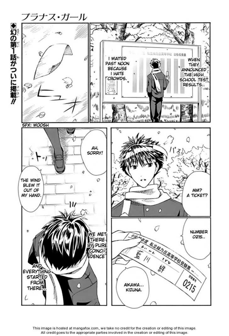 Prunus Girl 1 Page 2