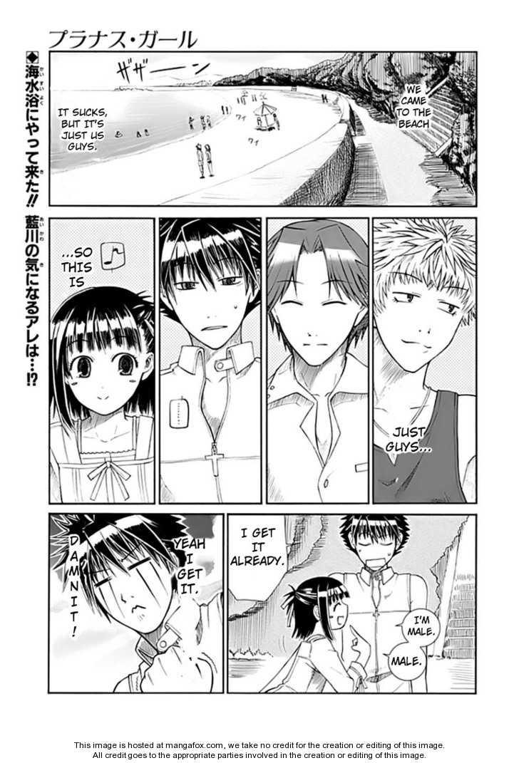 Prunus Girl 2 Page 1