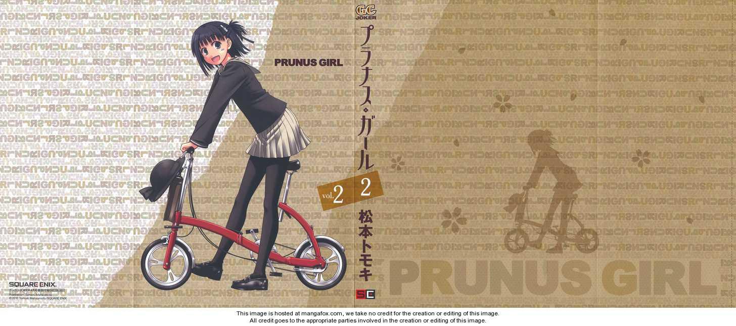Prunus Girl 12 Page 1