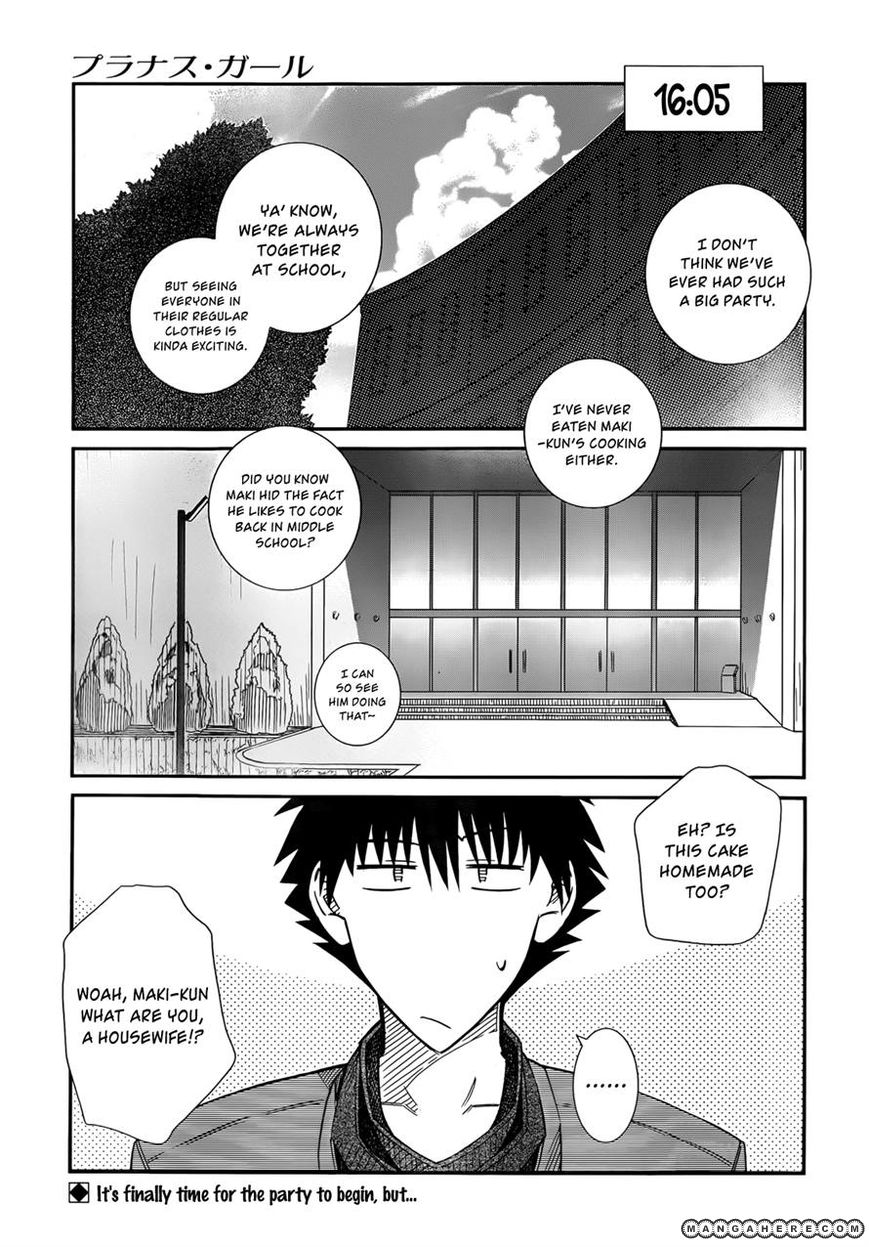 Prunus Girl 40 Page 1