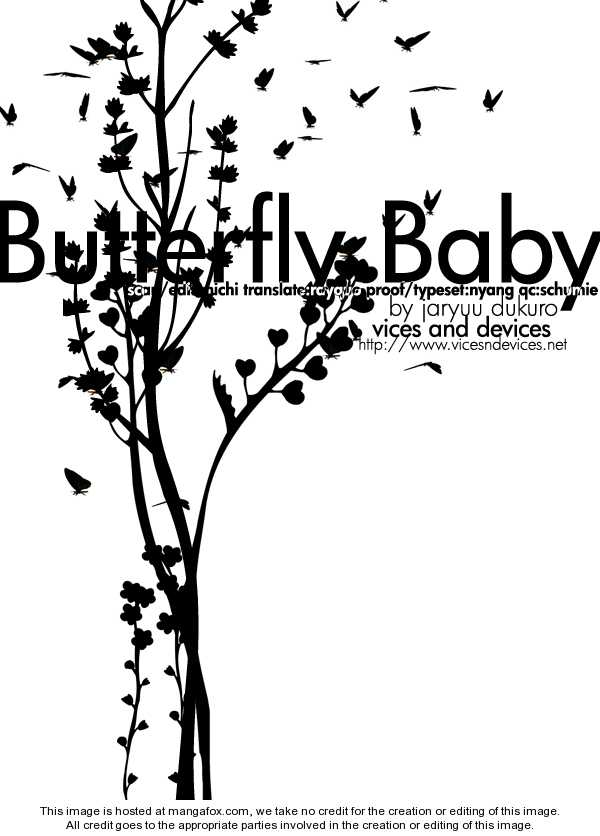 Butterfly Baby 1 Page 1
