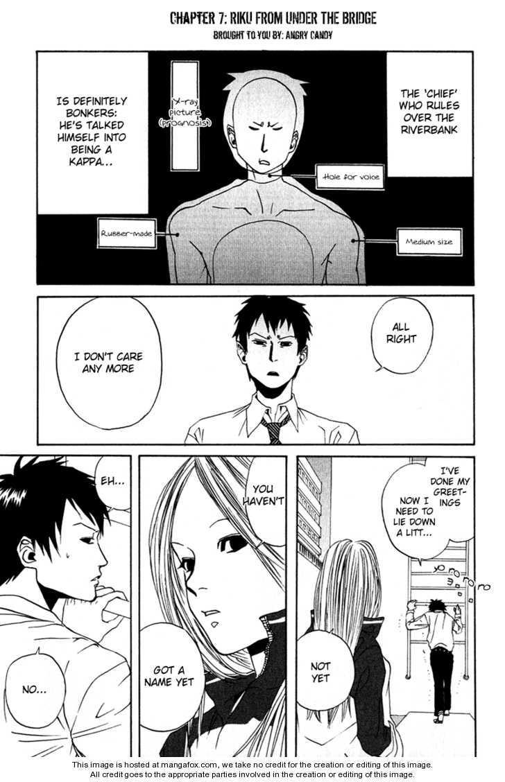 Arakawa Under the Bridge 7 Page 1