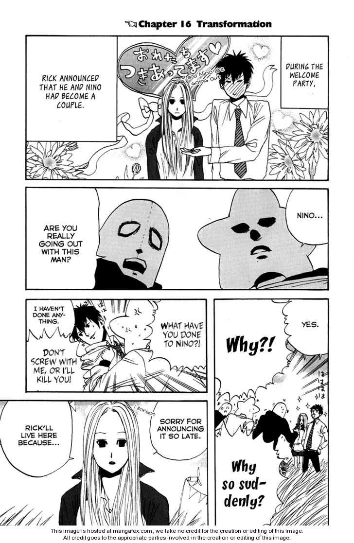 Arakawa Under the Bridge 16 Page 1