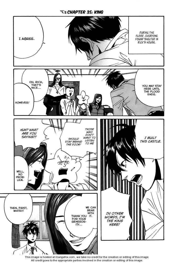 Arakawa Under the Bridge 35 Page 1