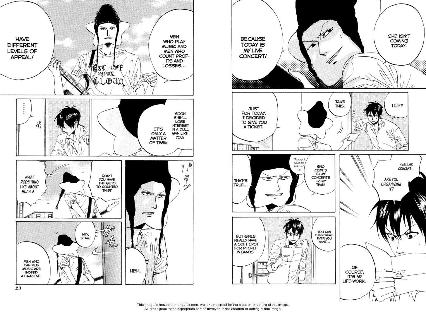 Arakawa Under the Bridge 51 Page 2
