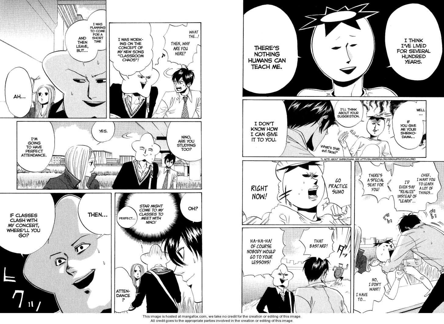 Arakawa Under the Bridge 58 Page 2