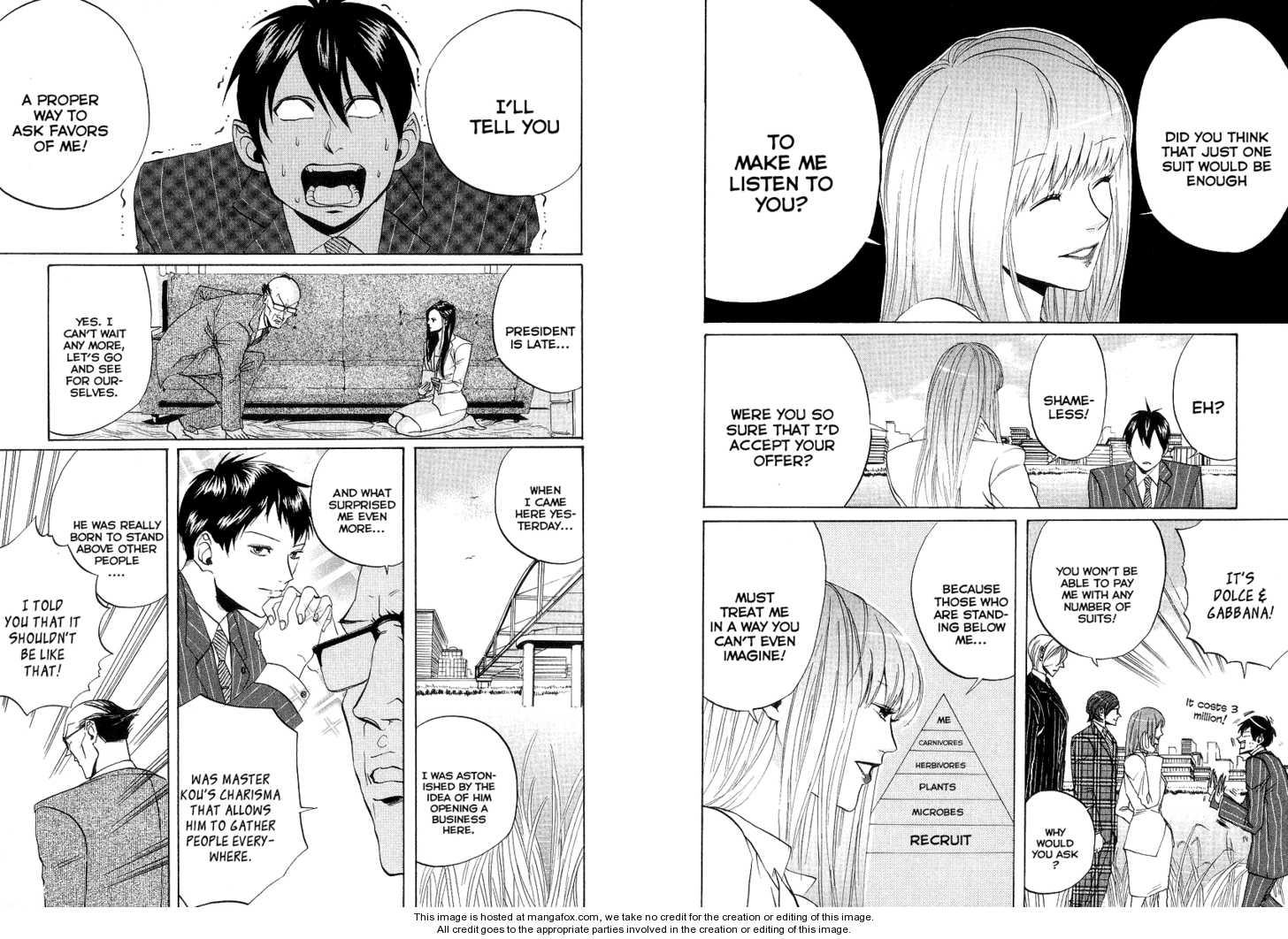 Arakawa Under the Bridge 69 Page 2