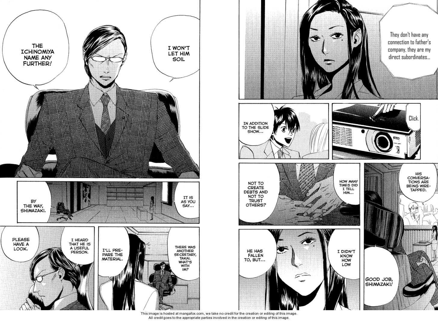 Arakawa Under the Bridge 77 Page 2