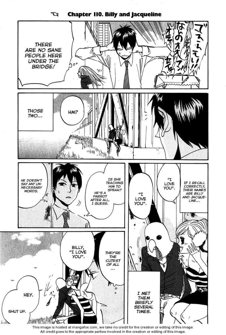 Arakawa Under the Bridge 110 Page 1