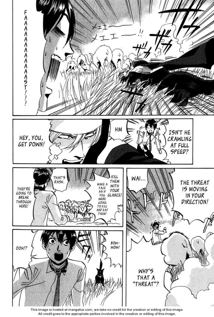 Arakawa Under the Bridge 153 Page 2