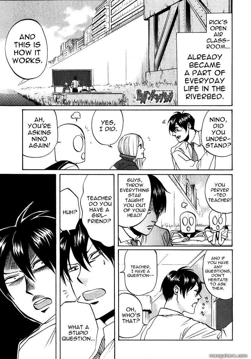 Arakawa Under the Bridge 185 Page 1