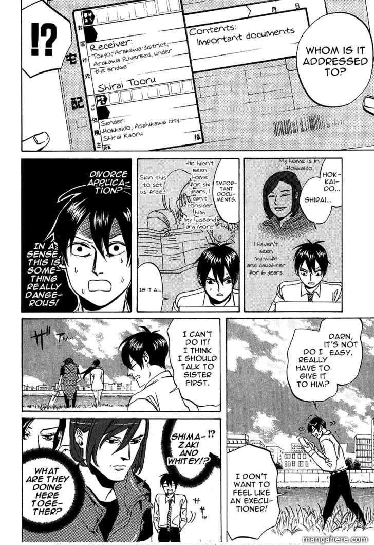 Arakawa Under the Bridge 200 Page 2